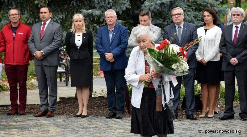 Uczcili pamięć bohaterów powstania warszawskiego