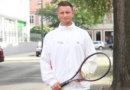 Wklubie Jedynka powstała sekcja tenisa. Prowadzi ją trener Kochański [WYWIAD]
