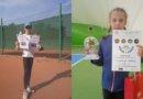 Tenis: Anita Cytrycka mistrzynią województwa. Natalia wysoko wSzczawieńskim Wielkim Szlemie