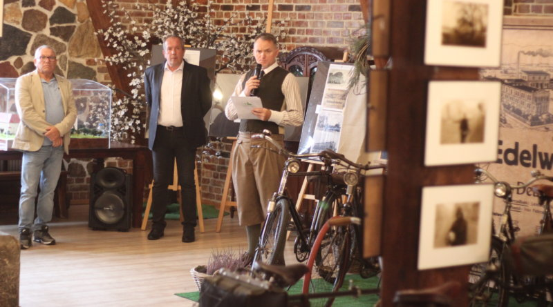 Ta fabryka robiła 1500 rowerów tygodniowo [EDELWEISS]