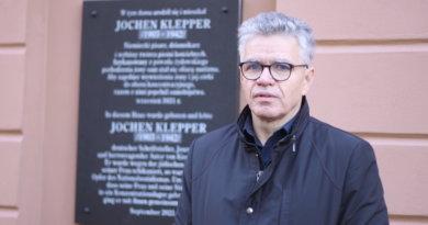 Jacek Sauter opolsko-niemieckich relacjach: Przyszłość zbudujemy tylkonapojednaniu